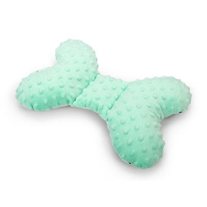 Poduszka Motylek Pastelowe Chmurki/Minky dla noworodka do wózka i fotelika