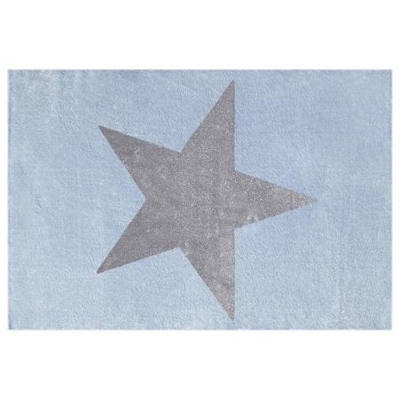 Dywan dziecięcy - STAR Gray/Blue