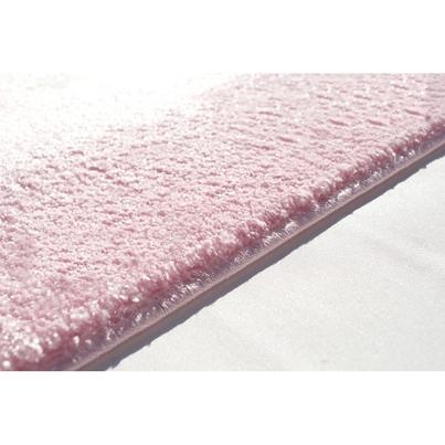 Dywan dziecięcy 80x150cm - Star Gray/Różowy do pokoju dziecięcego