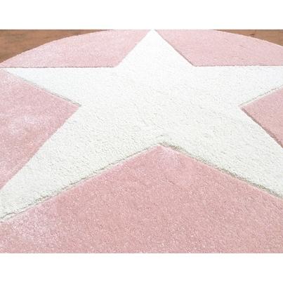 Dywan dziecięcy - STAR Gray