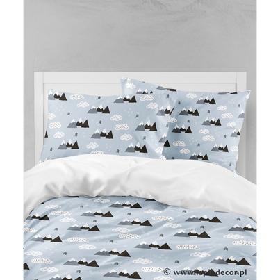 Pościel dziecięca Mountain w góry do łóżka, łóżeczka