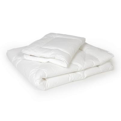 Kołdra i poduszka dziecięca 100x135 - MIKROFIBRA do łóżeczka