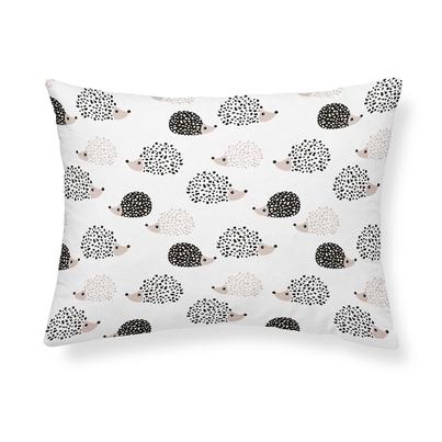 Bawełniana Poszewka dla dziecka 40x60 - Jeżyki na poduszkę