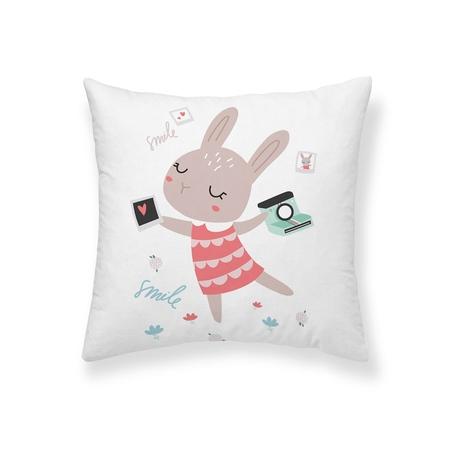 Poszewka dla dziecka 50x50cm Rabbit Girl
