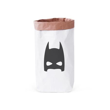 Papierowy worek na zabawki Batman 80x50