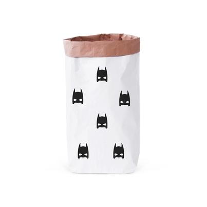 Papierowy worek na zabawki Batman 2 80x50cm dla dzieci
