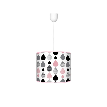 Lampa wisząca mała - Krople I