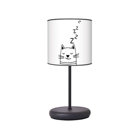 Lampka nocna dla dziecka  Kotek Kłopotek