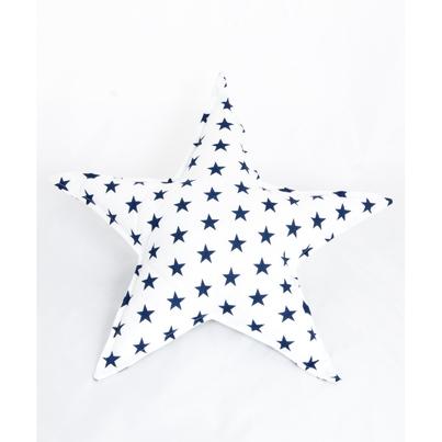 Poduszka dziecięca Gwiazdka biała - Star IV do łóżeczka