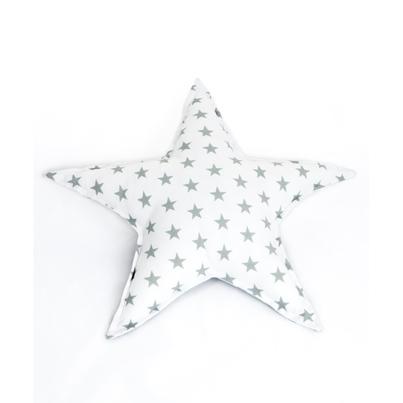 Poduszka dziecięca Gwiazdka biała - Star III do łóżeczka