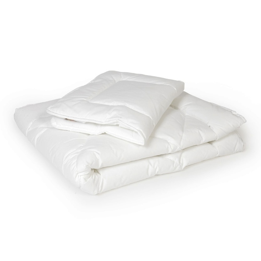 Bawełniana Kołdra dziecięca 140x200 - COTTON do łóżeczka