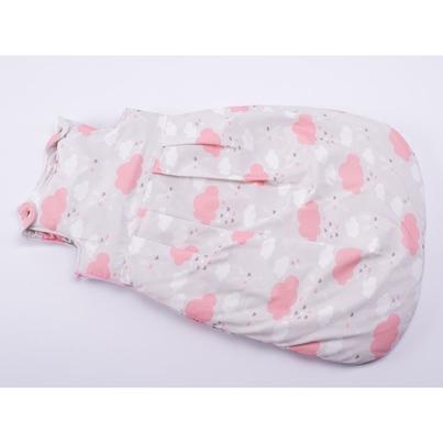 Śpiwór dziecięcy - Pink Clouds