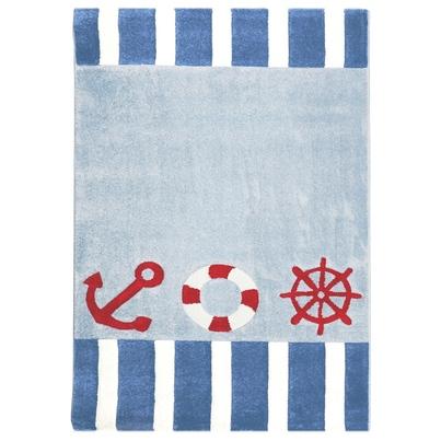 Dywan dziecięcy 120x180cm - Marynarz dla chłopca do pokoju dziecięcego