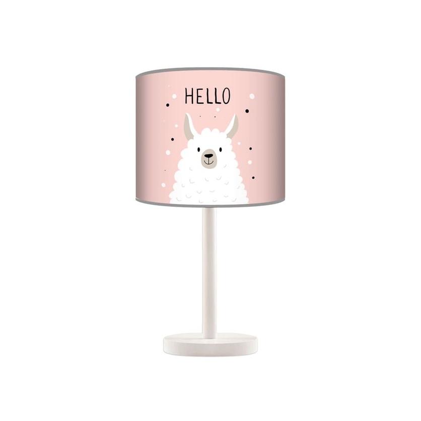 Lampa trójnóg dla dziecka Kotek Kłopotek