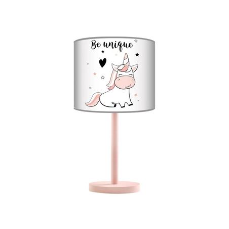 Lampa dziecięca Jednorożec