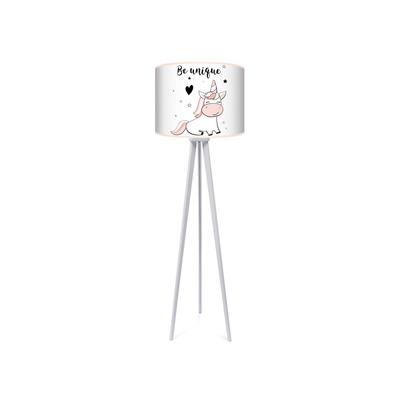 Lampa trójnóg dla dziecka Unicorn