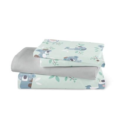 Bawełniana Pościel dziecięca do łóżeczka Koala II 100x135 dla chłopca