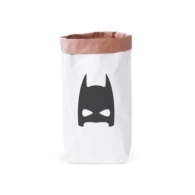 Papierowy worek na zabawki Batman 100x60cm dla dzieci