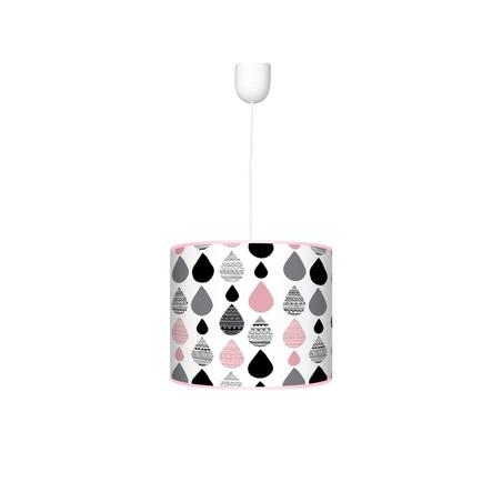 Lampa wisząca duża - Krople I