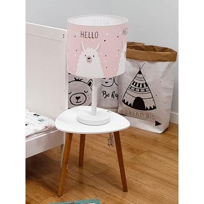 Papierowy worek na zabawki Misio Pysio dla dzieci