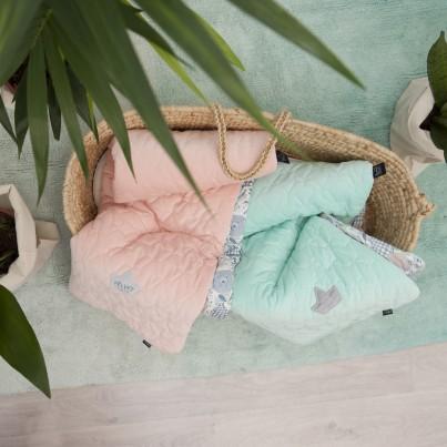 Pastelowy Dywan dziecięcy 120x160 - Degrade Emerald Lorena Canals dla chłopca