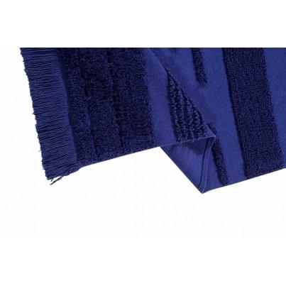 Dywan dziecięcy 170x240 - Granatowy - Air Alaska Blue L Lorena Canals do pokoju dzieci
