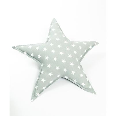 Poduszka dziecięca Gwiazdka szara - Star V do łóżeczka