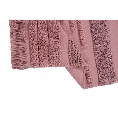 Pastelowy Dywan dziecięcy 170x240 - Różowy - Air Canyon Rose L Lorena Canals dla dziewczynki