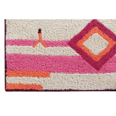 Pastelowy Dywan dziecięcy 140x200 - Saffi Lorena Canals dla dziewczynki