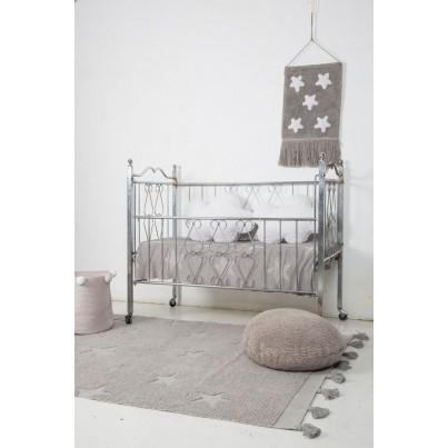 Ozdobna Poduszka dziecięca chmurka - Nube Blanca Lorena Canals do pokoju dziecka