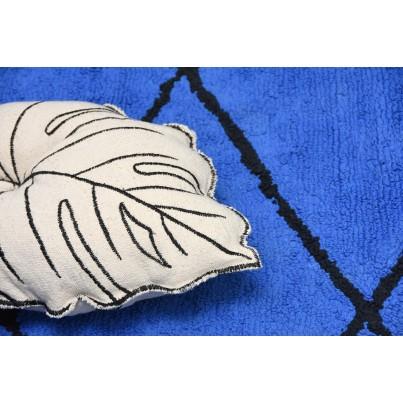 Ozdobna Poduszka dziecięca liść - Leaf Lorena Canals do pokoju dziecka