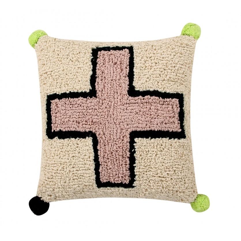 Ozdobna Poduszka dziecięca szpital - Cross Lorena Canals do pokoju dziecka