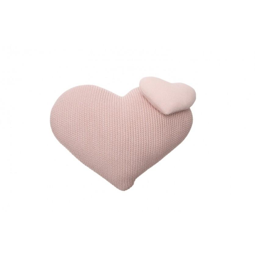 Ozdobna Poduszka dziecięca serce - Love Lorena Canals do pokoju dziecka