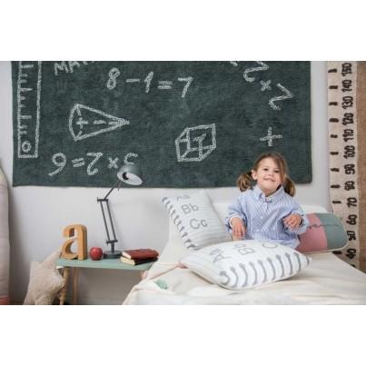 Ozdobna Poduszka dziecięca zeszyt - Notebook Lorena Canals do pokoju dziecka