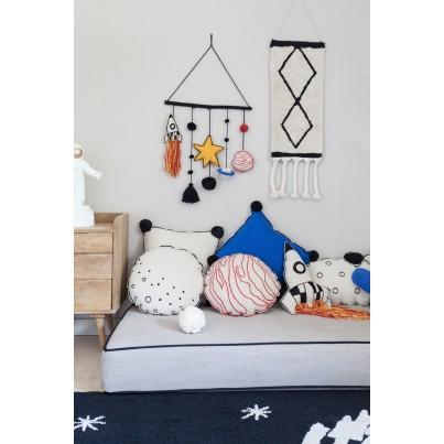 Dekoracja na ścianę dla dzieci - Bereber Beżowa Lorena Canals do pokoju dziecięcego