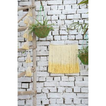 Dekoracja na ścianę dla dzieci - Tie-Dye Żółta Lorena Canals do pokoju dziecięcego