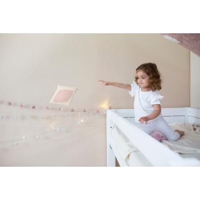 Girlanda dla dzieci kuleczki - Candy Necklace Błękitna Lorena Canals do pokoju dziecka