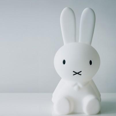 Duża Lampa dziecięca króliczek - Miffy Star Light Mr Maria do pokoju dziecka