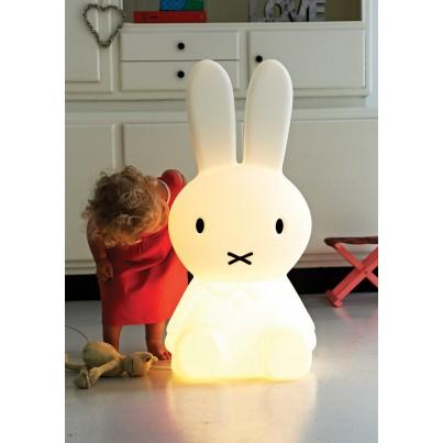 Duża Lampa dziecięca króliczek - Miffy XL Mr Maria do pokoju dziecka