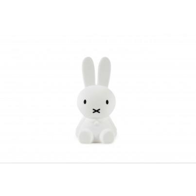 Biała Lampka nocna dziecięca króliczek - Miffy First Light Mr Maria do pokoju dziecka