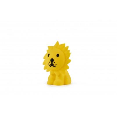 Żółta Lampka nocna dziecięca lew - Lion First Light Mr Maria do pokoju dziecka